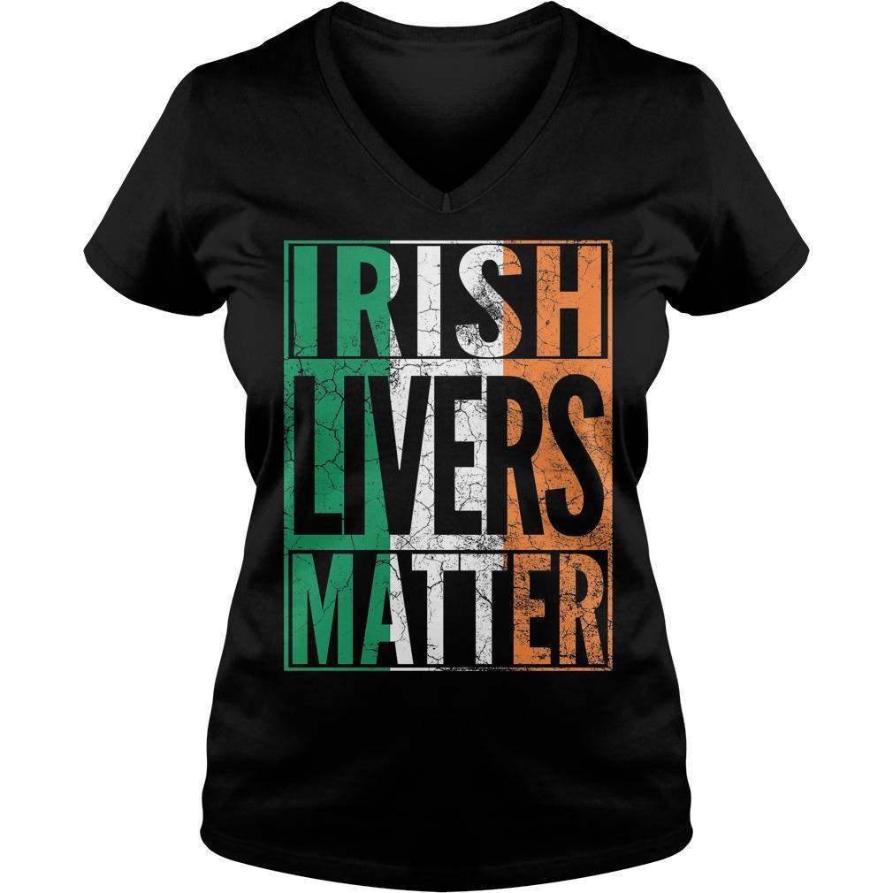 Irish Livers Matter Shirt 7
