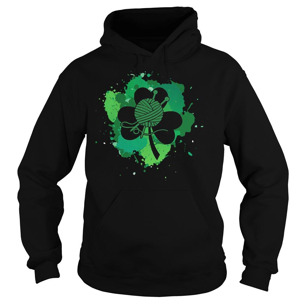 Knit Irish Hoodie