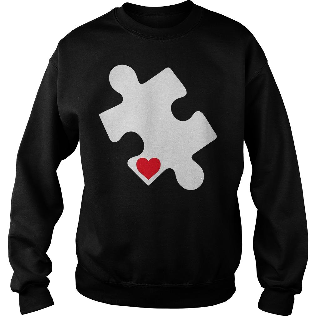 Love Autism Awareness Sweater