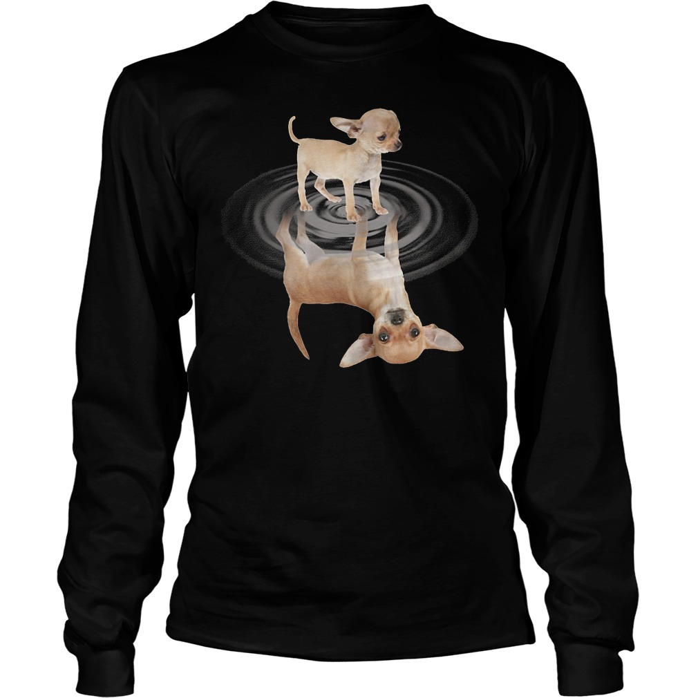 Chihuahua In The Mirror Longsleeve