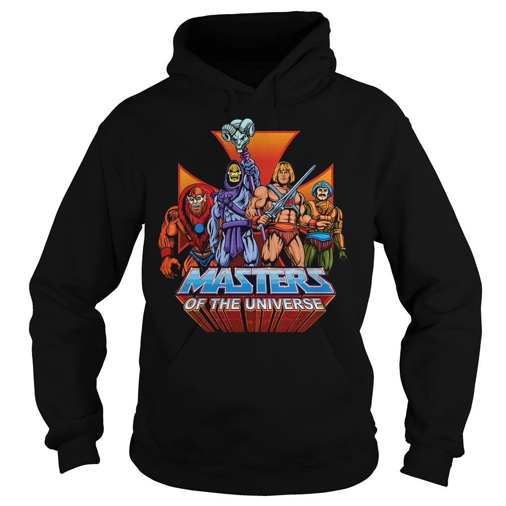 Masters Of The Universe Hoodie