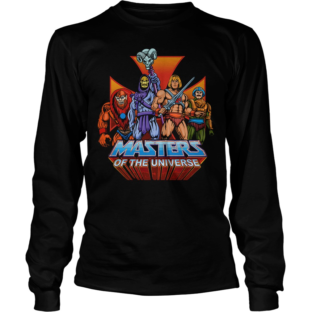 Masters Of The Universe Longsleeve