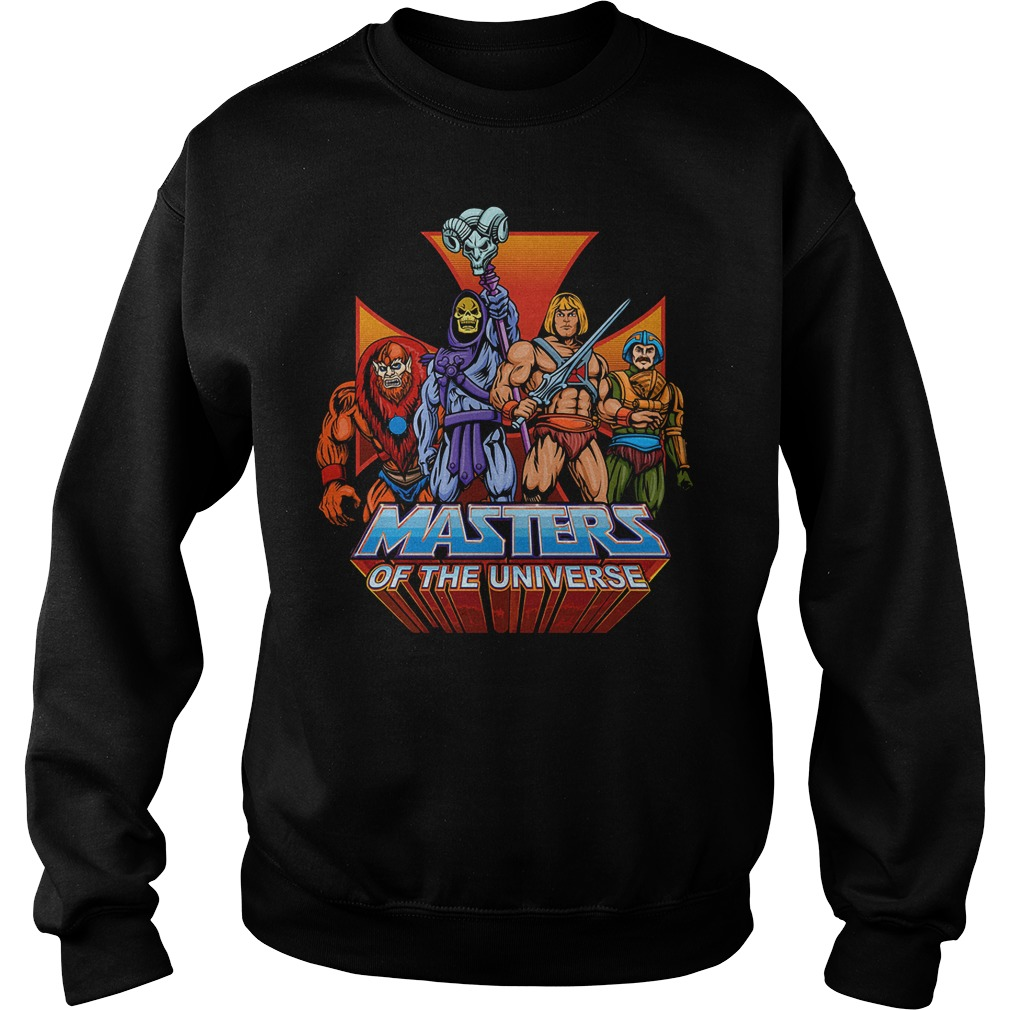 Masters Of The Universe Sweater