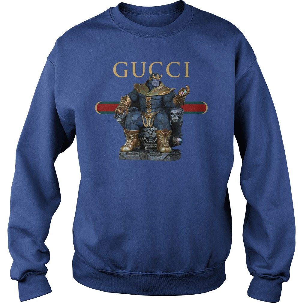 Official Thanos Gucci Sweater