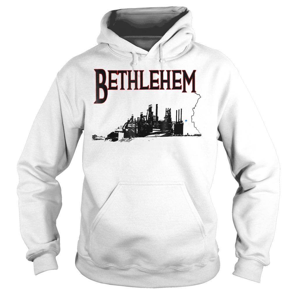 Bethlehem Pennsylvania Pa Hoodie