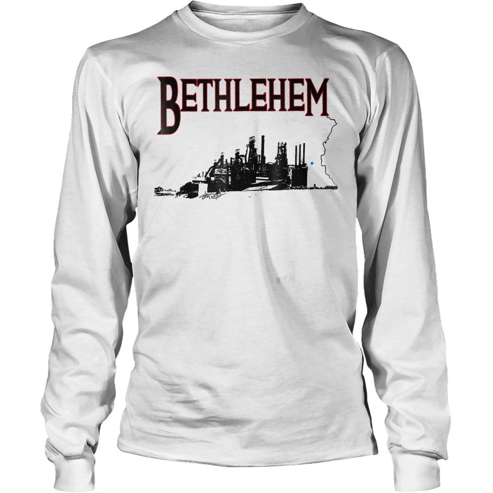 Bethlehem Pennsylvania Pa Longsleeve