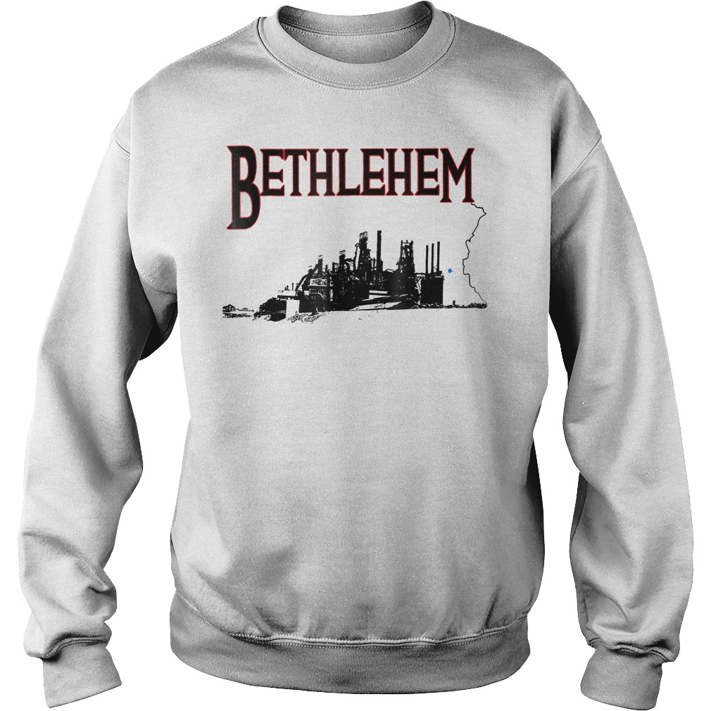 Bethlehem Pennsylvania Pa Sweater