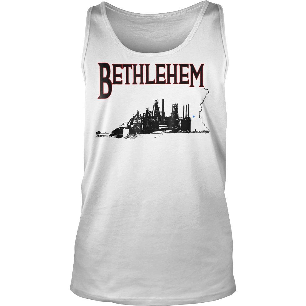 Bethlehem Pennsylvania Pa Tanktop