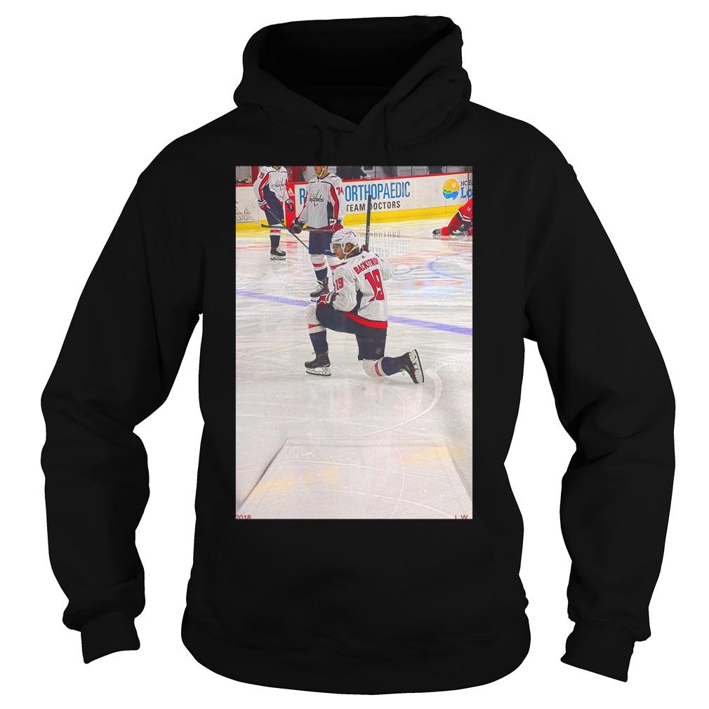 Stanley Cup 2018 Nicklas Backstrom Hoodie