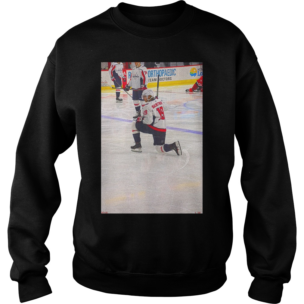 Stanley Cup 2018 Nicklas Backstrom Sweater
