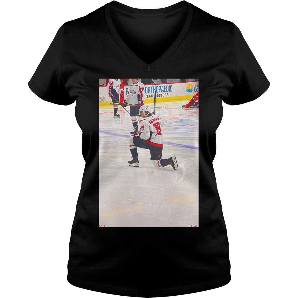Stanley Cup 2018 Nicklas Backstrom V Neck