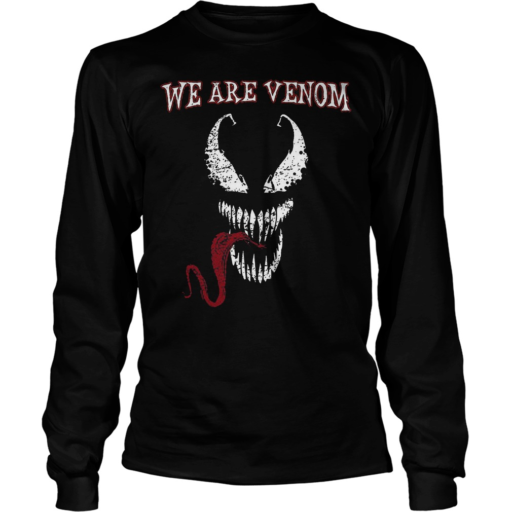 We Are Venom Longsleeve