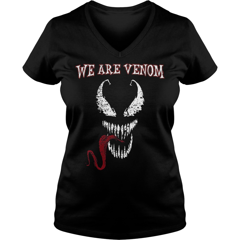 We Are Venom V Neck