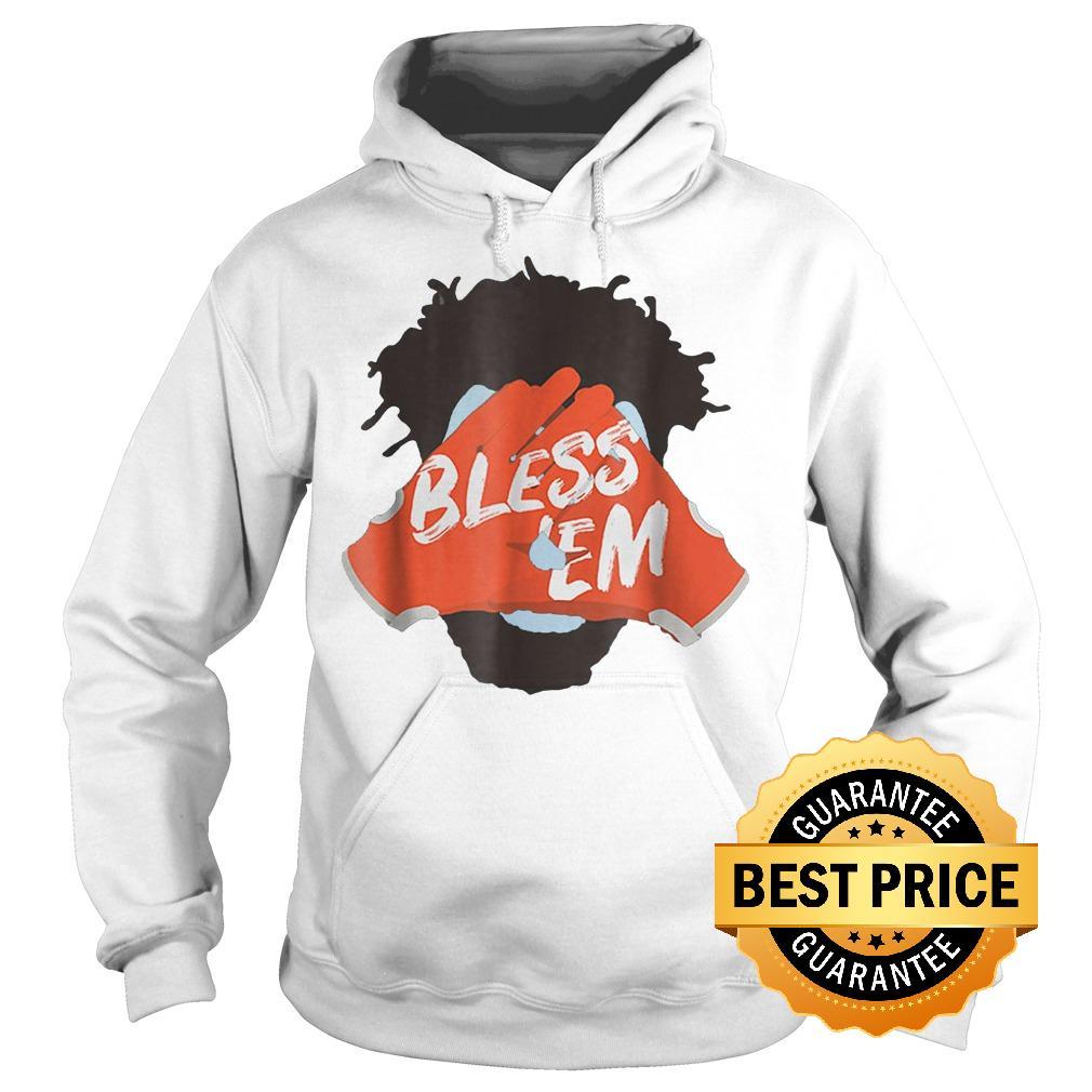Original Browns Football Bless Em Shirt Hoodie