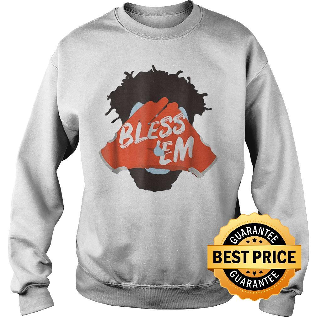 Original Browns Football Bless Em Shirt Sweatshirt Unisex