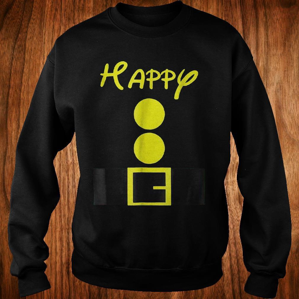 Happy dwarf halloween Shirt Sweatshirt Unisex