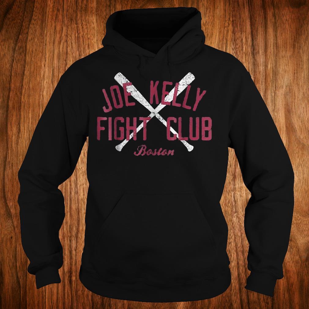 Joes Kelly Bostons fights club Shirt Hoodie