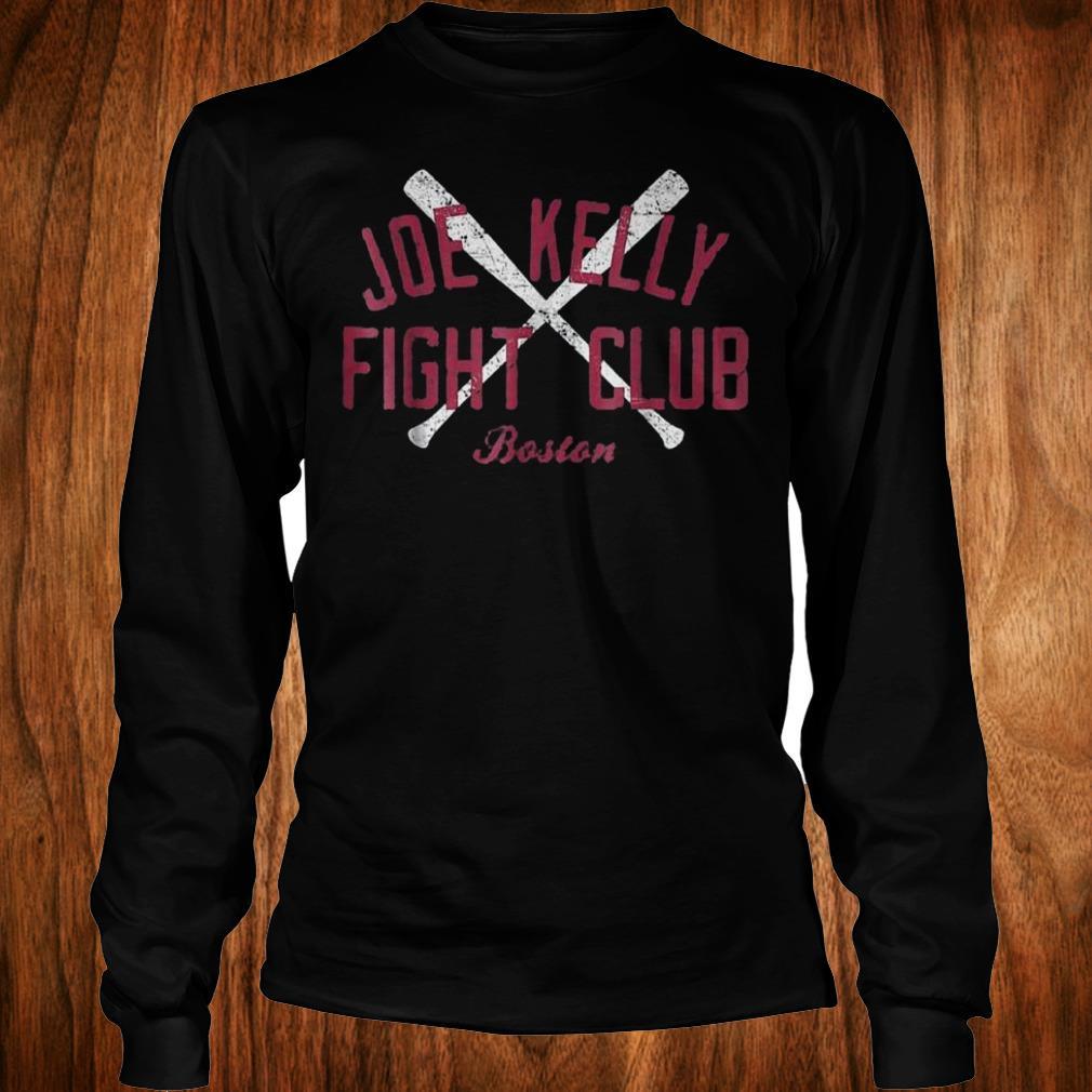 Joes Kelly Bostons fights club Shirt Longsleeve Tee Unisex