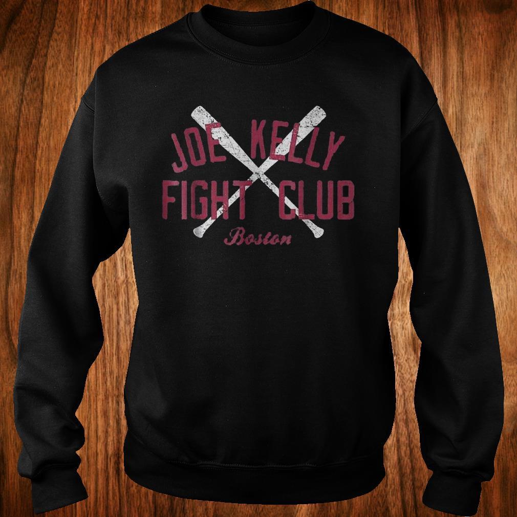 Joes Kelly Bostons fights club Shirt Sweatshirt Unisex