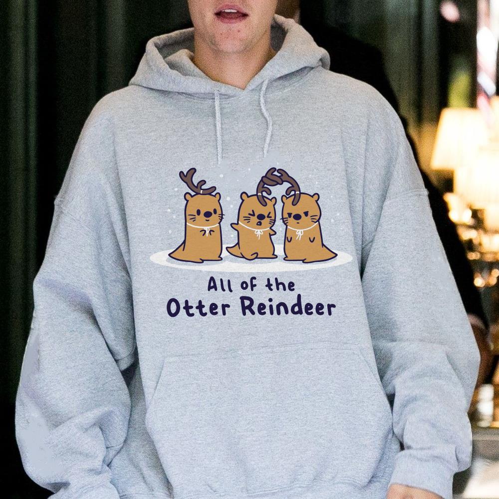 Hot All Of The Otter Reindeer Shirt 2 1.jpg