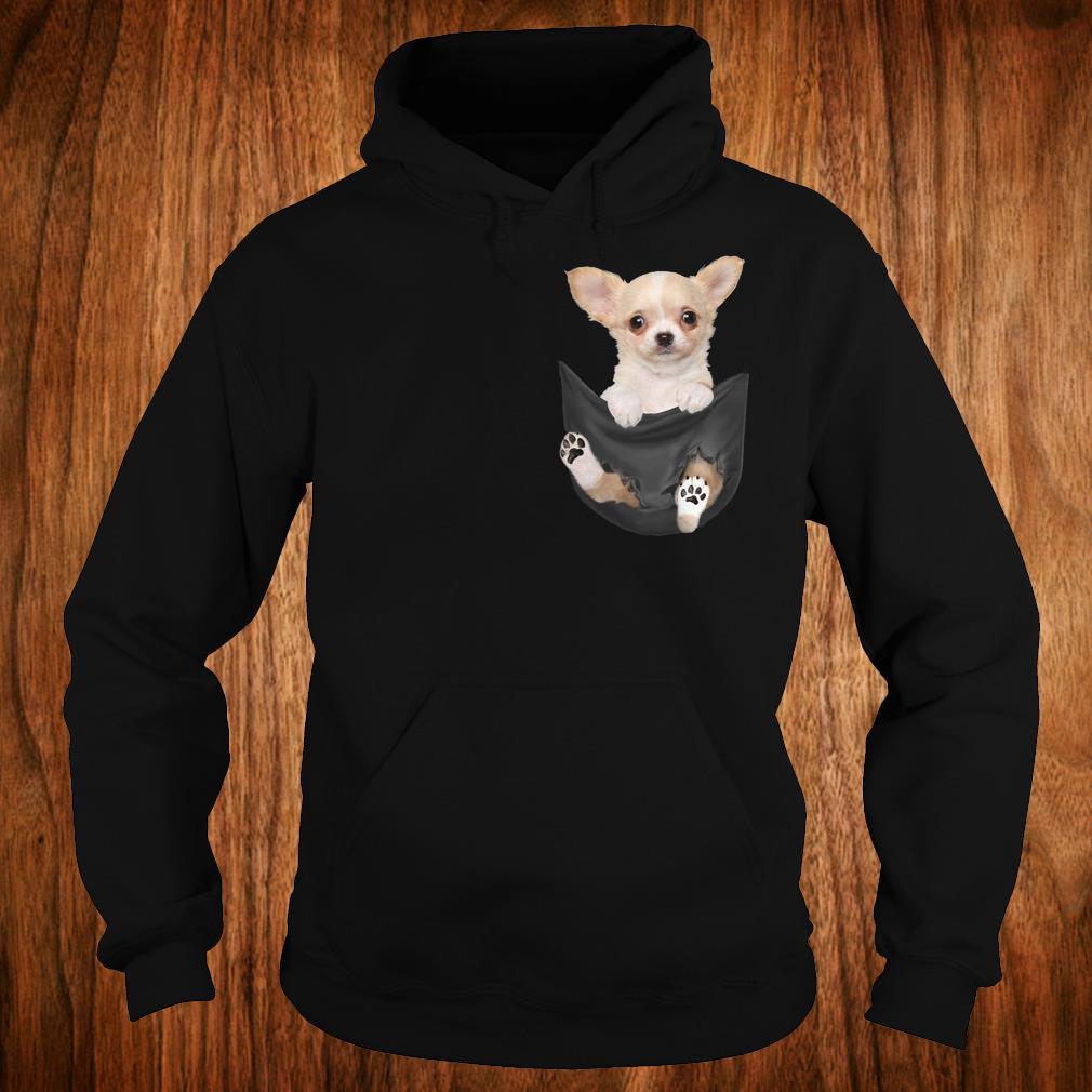 Original Chihuahua Tiny pocket shirt Hoodie