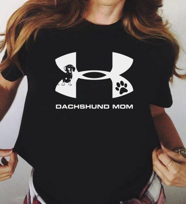 Premium Under Armour Dachshund Mom Shirt 3 1.jpg