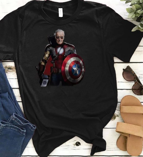 The Best Stan Lee Superhero shirt