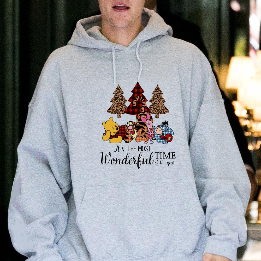 Disney S Pooh Friends It S The Most Wonderful Time Of The Year Shirt 2 1.jpg