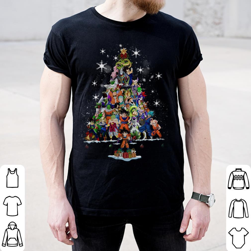 Dragon Ball Christmas Tree Shirt 2 1.jpg