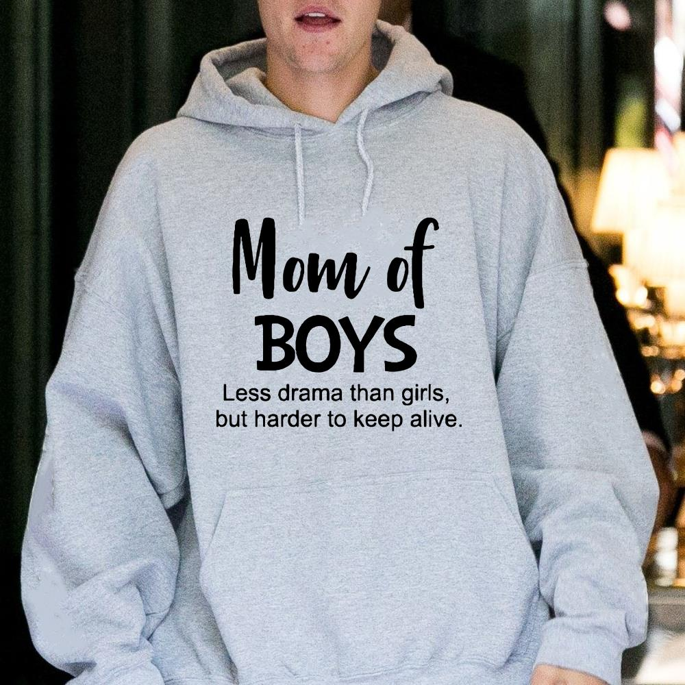 Mom Of Boys Less Drama Than Firts But Harder To Keep Alive Shirt 2 1.jpg