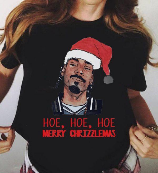 Snoop Dogg Hoe Hoe Hoe Merry Chrizzlemas Shirt 3 1.jpg