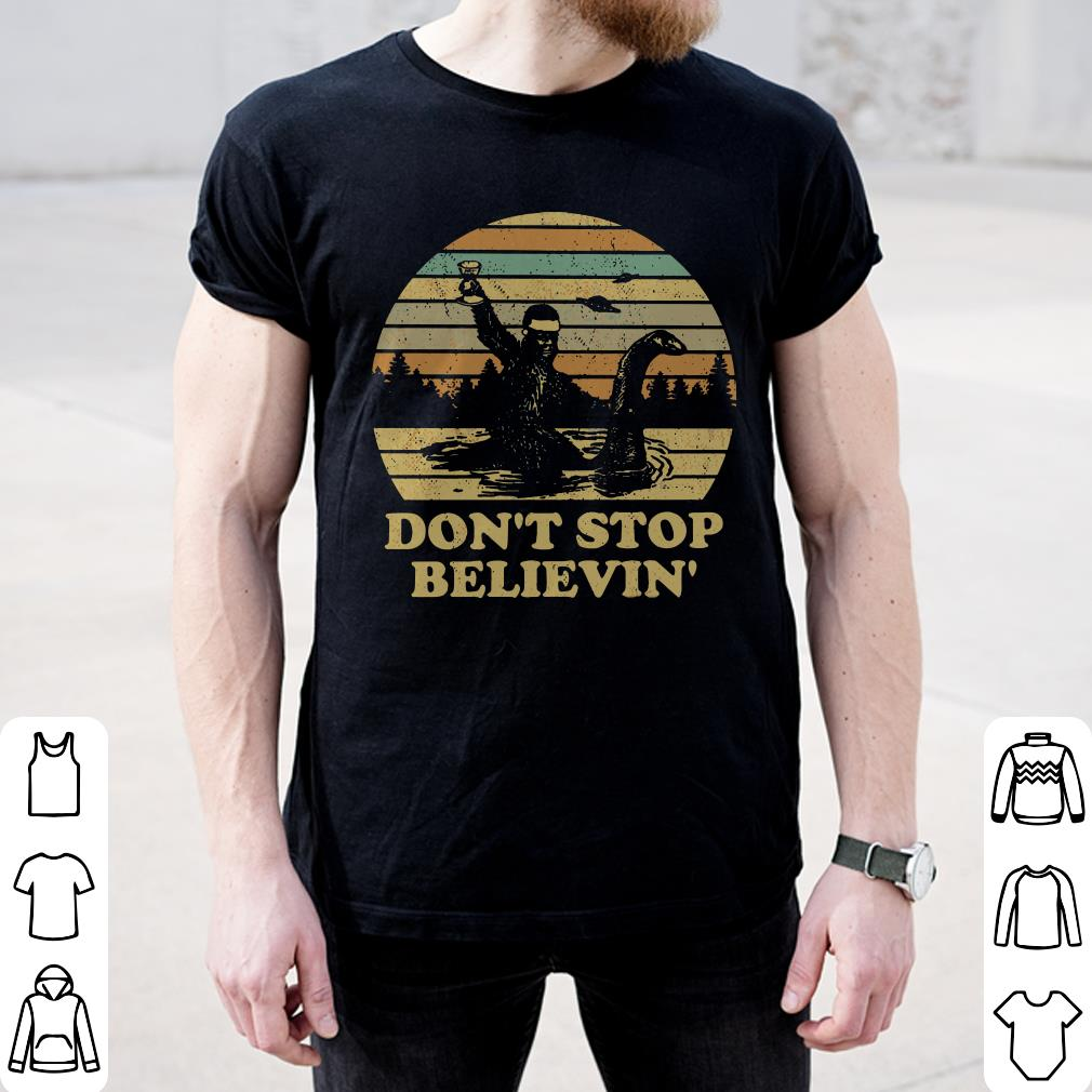 Sunset Bigfoot Riding Nelly Don T Stop Believin Shirt 2 1.jpg