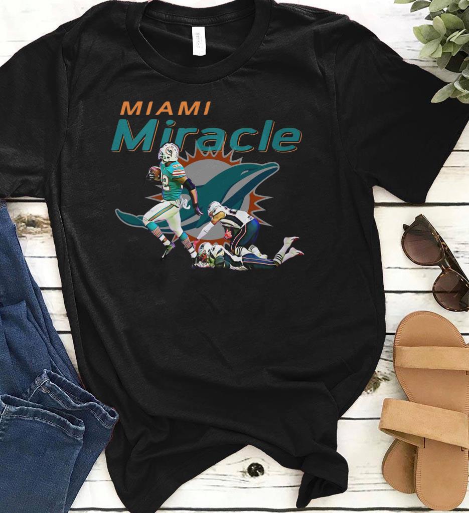 The Miami Miracle Kenyan Drake Beats The Patriots Shirt 1 1.jpg