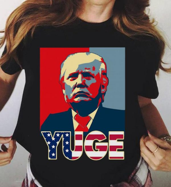 America Donald Trump Yuge Hope Poster Shirt 3 2 1.jpg