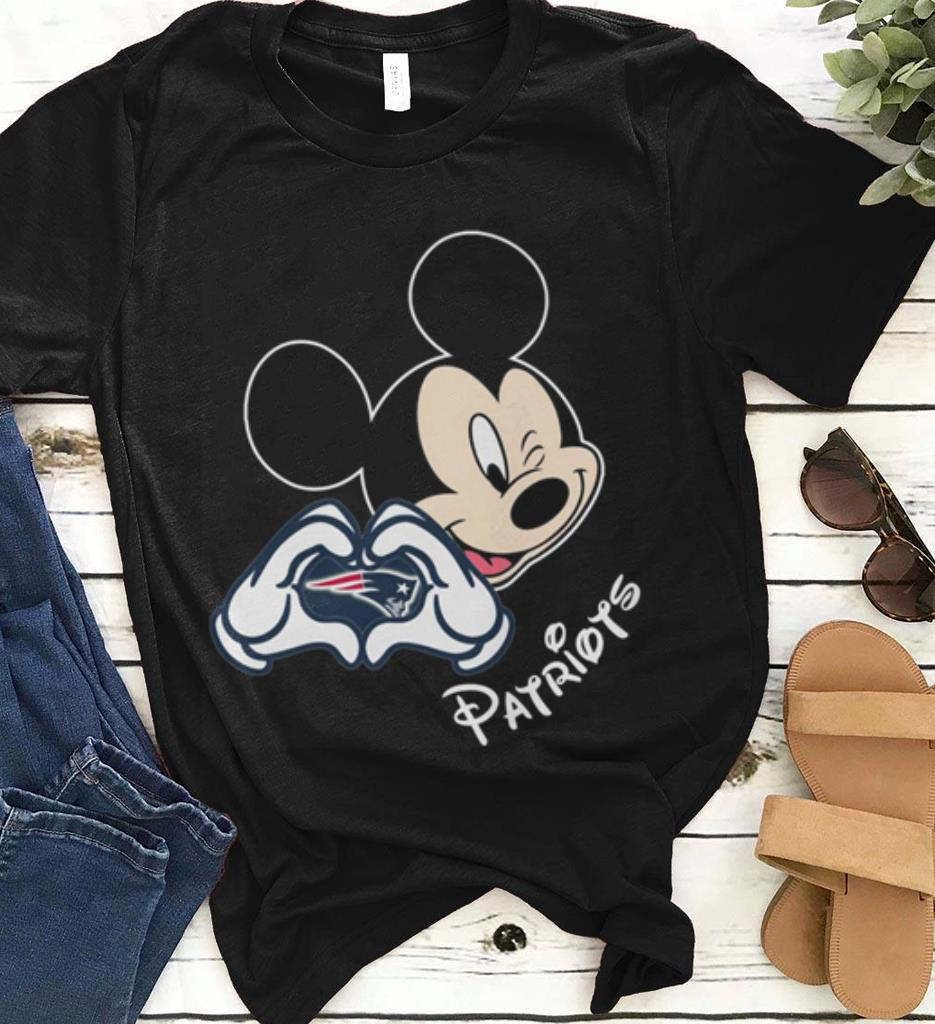 Football With Mickey Mouse Patriots Love New England Patriots Nfl Shirt 1 1.jpg