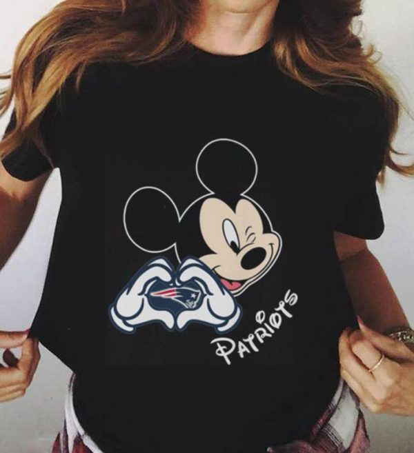 Football With Mickey Mouse Patriots Love New England Patriots Nfl Shirt 3 1.jpg
