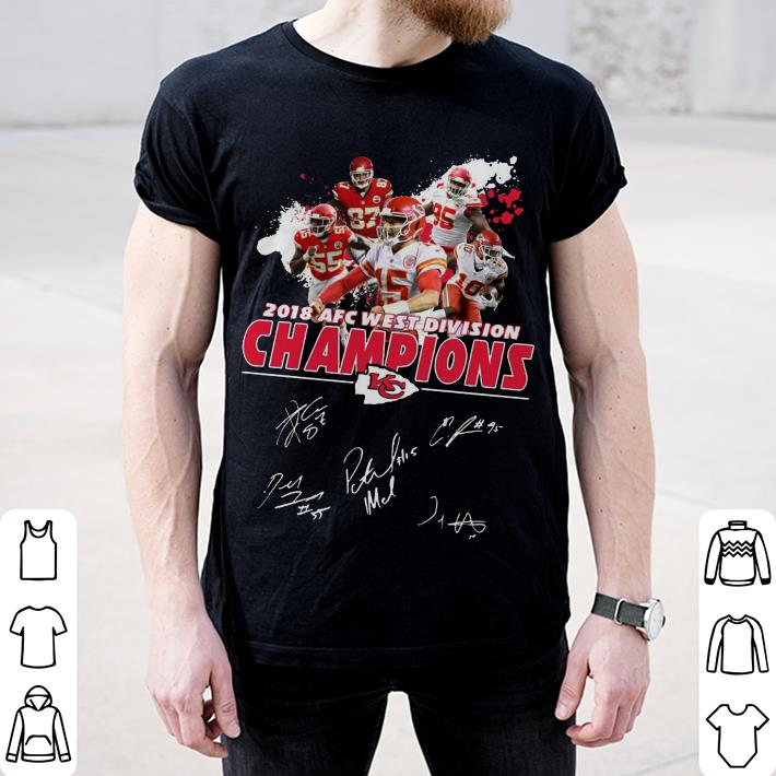 West Division Champions Signature Kansas City Chiefs 2018 Afc Shirt 2 1.jpg