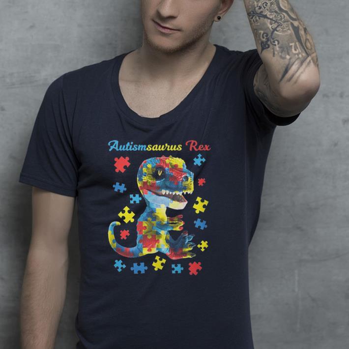 Autismsaurus Rex shirt