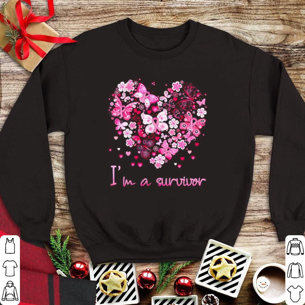 Breast Cancer Heart I M A Survivor Shirt 1 1.jpg