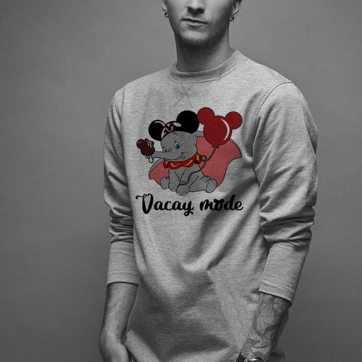 Dumbo Mickey Mouse Cream Vacay Mode Shirt 2 1.jpg