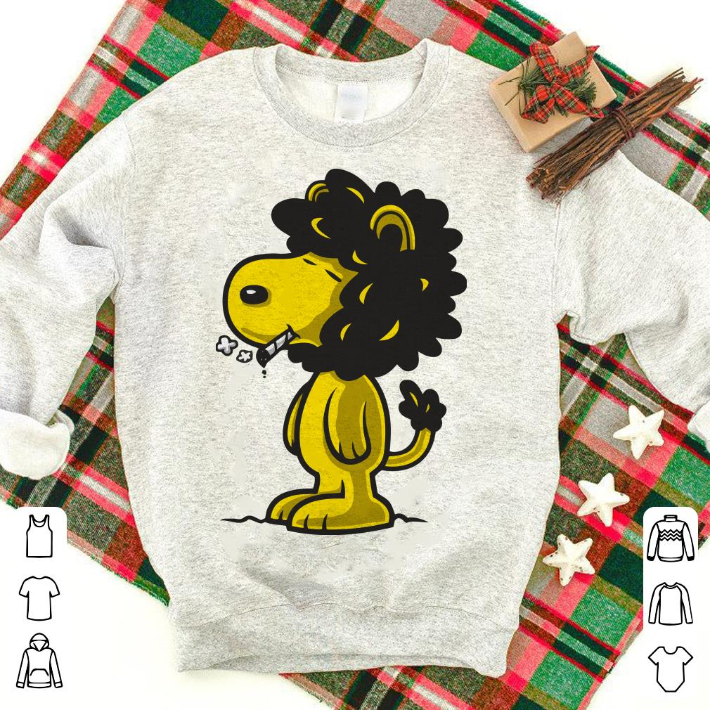 b6eb4224 Snoop Lion II Snoopy Snoop Dogg shirt, hoodie, sweater, longsleeve t ...