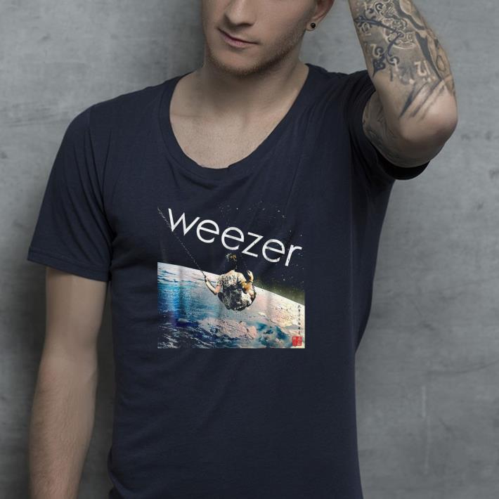 Weezer Pinkerton shirt