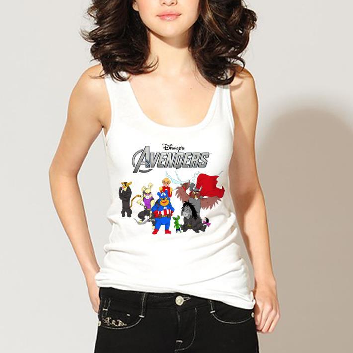 Disney Winnie The Pooh Marvel Avengers Endgame Shirt 3 1.jpg