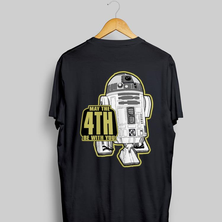 Husband May The 4th Be With You: Star Wars R2-D2 May The 4th Be With You Shirt, Hoodie