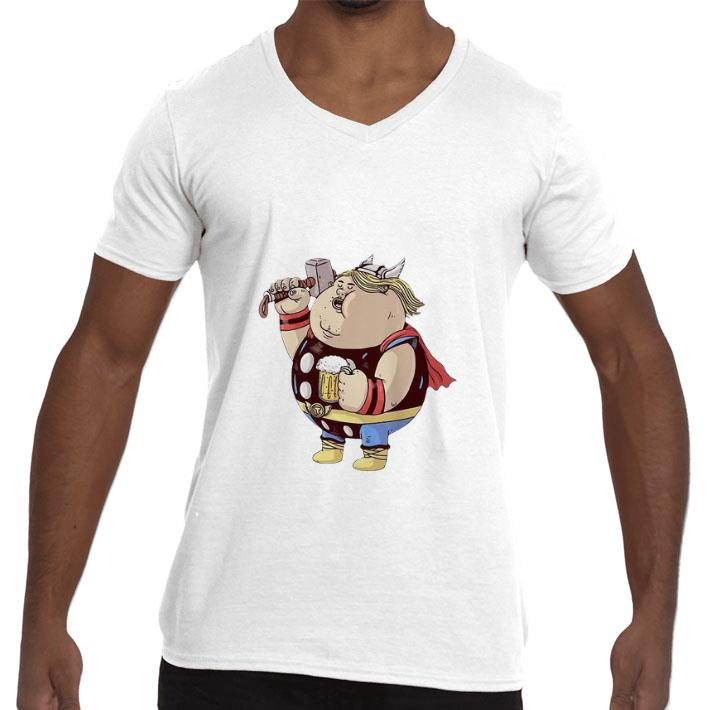 Awesome Avengers Endgame Thor Fat And Beer Shirt 2 1.jpg