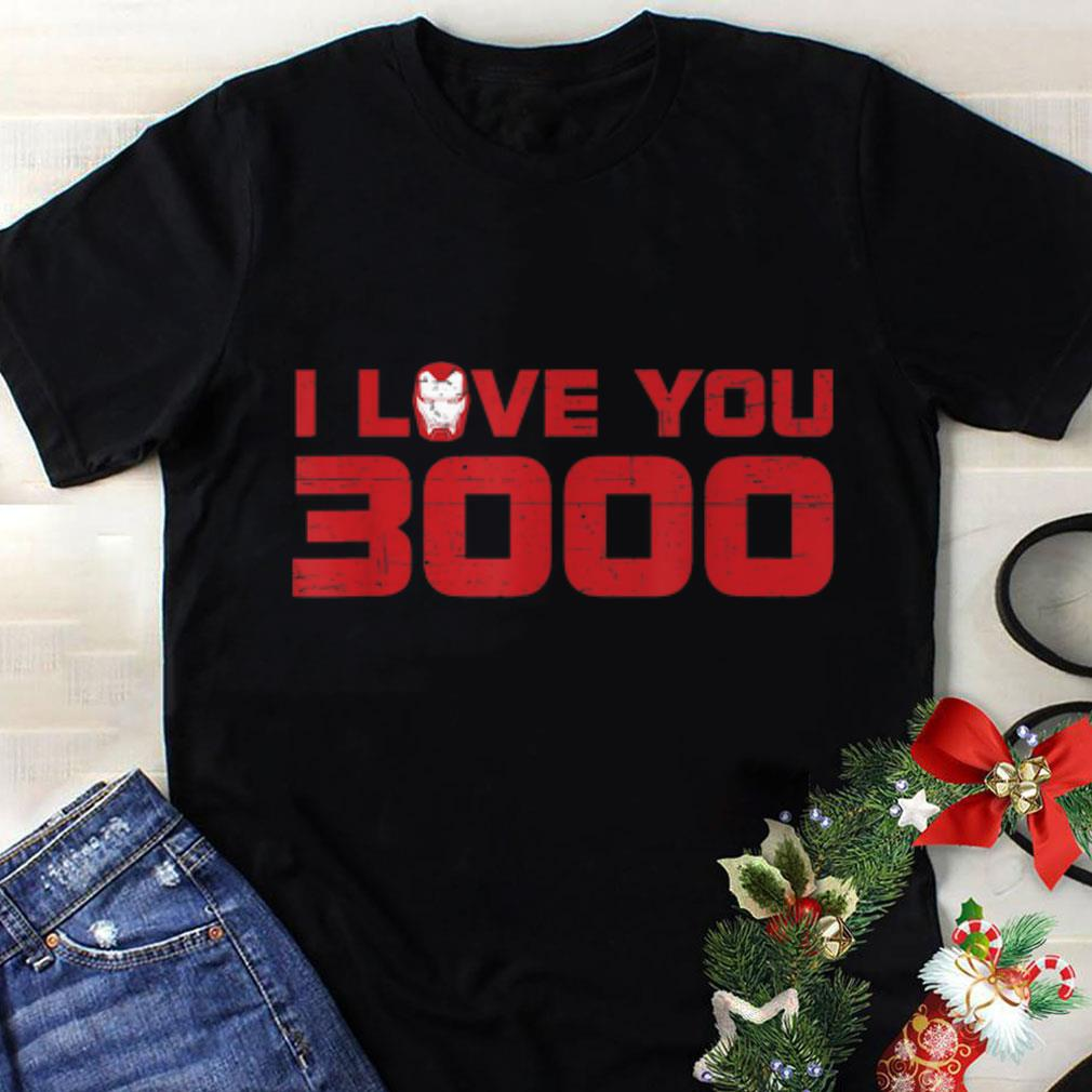Funny Endgame Iron Man I Love You 3000 Marvel Avengers Shirt 1 1.jpg