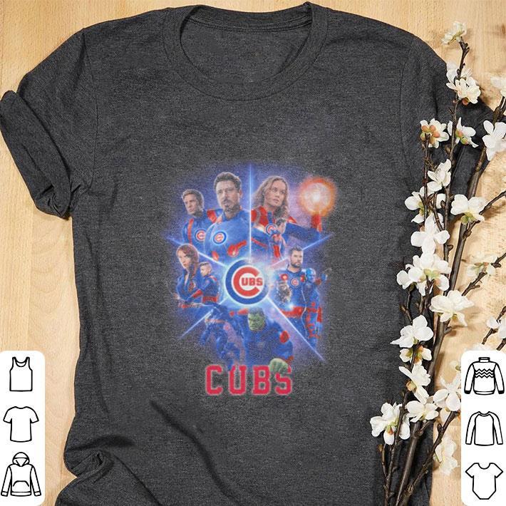 Hot Chicago Cubs Marvel Avengers Endgame Shirt 1 1.jpg