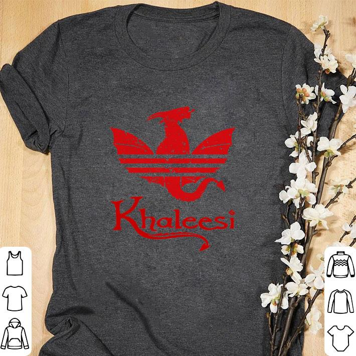 va a decidir mercado Edredón  Hot Game Of Thrones Adidas Khaleesi shirt, hoodie, sweater, longsleeve  t-shirt