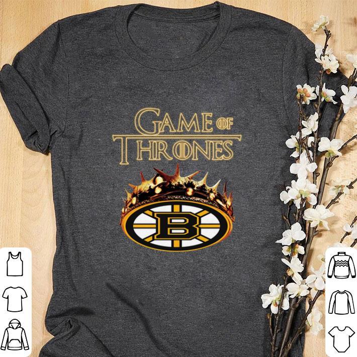 Hot Game Of Thrones Crown Boston Bruins Shirt 1 1.jpg