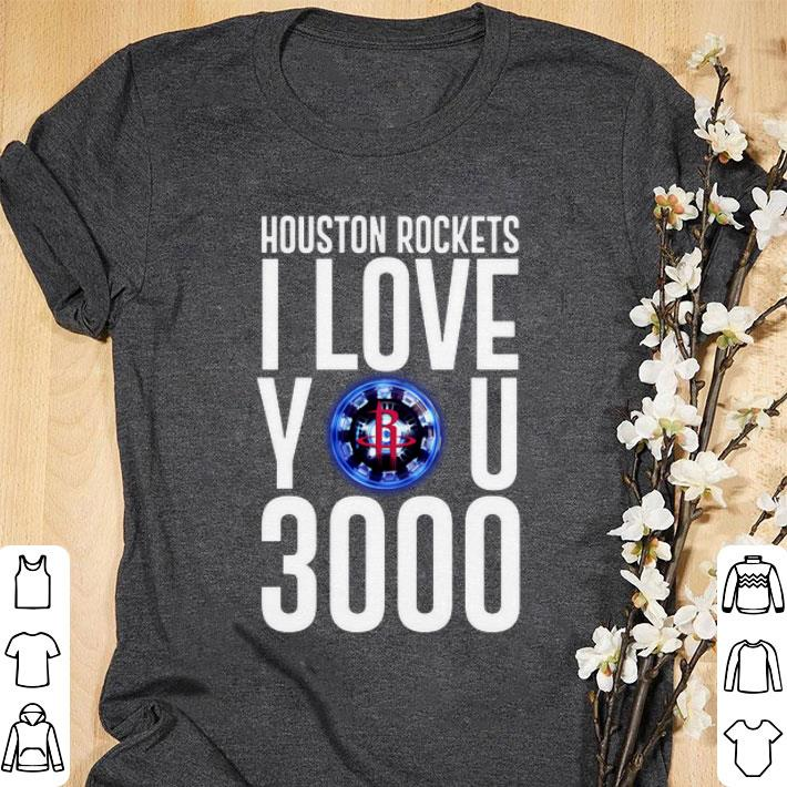 Hot Houston Rockets I Love You 3000 Arc Reactor Iron Man Shirt 1 1.jpg